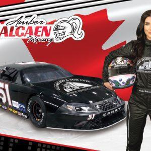 Amber Balcaen 2019 Autograph Hero Card