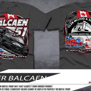 Amber Balcaen - 51 Racing Tshirt