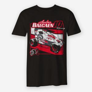 Amber Balcaen Racing - Dirt Track Tshirt